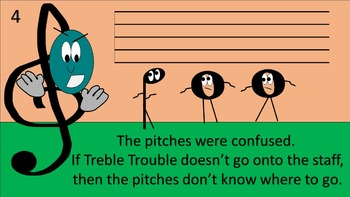 Music Stories: Treble Trouble