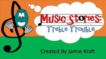 Music Stories: Treble Trouble