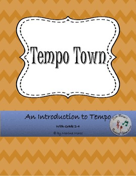 Music Story: Tempo Town