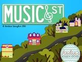 Music Street Visual All Tone sets