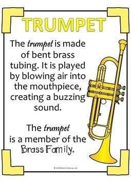 Music Substitute Plans (The Brass Family)