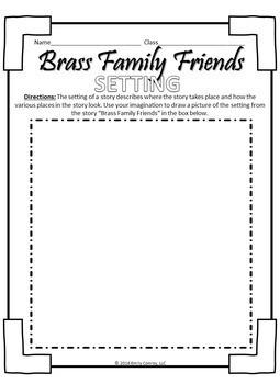 Elementary Music Sub Tub (The Brass Family Music Sub Plans)