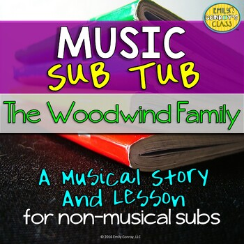 Music Substitute Plans (The Woodwind Family)