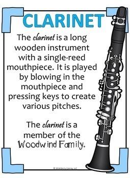 Elementary Music Sub Tub (The Woodwind Family Music Sub Plans)