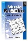 Music Sudoku Six-Square: Easy