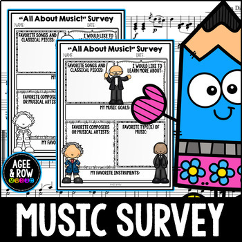 BACK TO SCHOOL ACTIVITIES - Classical Music Survey