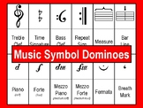 Dominoes - Music Symbols