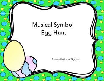 Music Symbol Egg Hunt