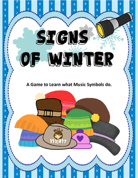 Music Symbol Function: Signs of Winter