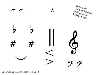 Music Symbols Game