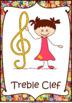 Music Symbols Posters set # 1