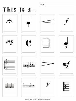 Music Symbols Quiz - Level 2