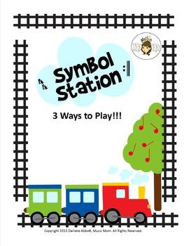 Symbol Station: Music Symbols