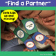 "Music Symbols and Terms Match (A ""Find a Partner"" Game) – 2 Sets!"