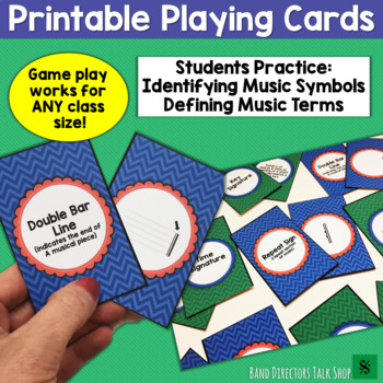 """Music Game """"Music Symbols and Terms Match""""– 2 Sets!"""