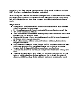 Music Synthesis Essay