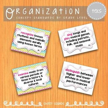 Music Standards TEKS: 2nd Grade - Standards-Based Objectives
