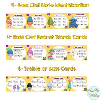Music Task Cards