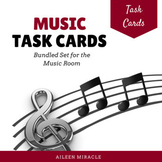 Music Task Cards {Bundled Set}