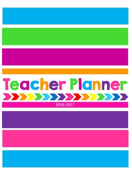 Music Teacher 2016-2017 Planner-4 Every Other Day Class Template