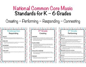 Music Teacher Binder & Standards 2017-2018(Editable) UPDATED YEARLY!
