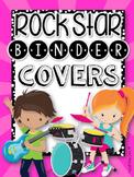 Music Teacher Binder {Rock Star Themed}