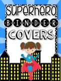 Music Teacher Binder {Superhero Themed}