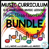 Music Teacher Curriculum Lessons, Songs, Games, Activities
