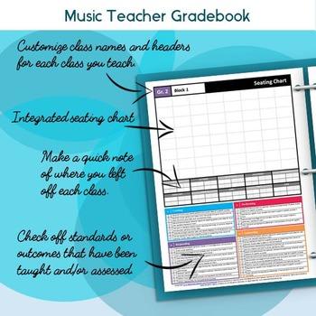 Music Teacher Grade & Game Starter Pack for the Elementary Music Classroom
