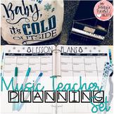 Music Teacher Planning Set - Growing Bundle