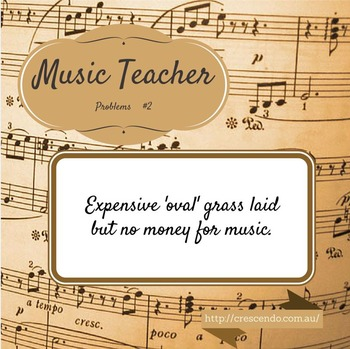 Music Teacher Problems 1