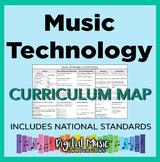 Music Technology Curriculum Map