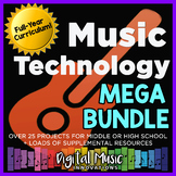 Music Technology MEGA Bundle