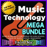 Music Technology MEGA Bundle