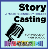 Music Technology Project: Story-Casting
