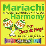 Music Technology Project for Cinco de Mayo