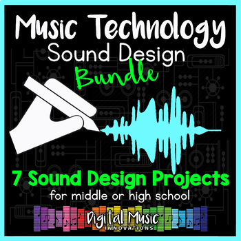 Sound Design/ Music in Film Technology Projects