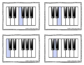 Music Symbols, Notes, and Keys Flashcards