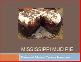 Music Texture Lesson and PowerPoint- Mississippi Mud Pie