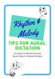 AURAL skills - Melody & Rhythm Dictation Tips