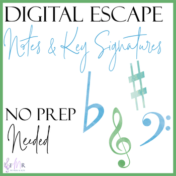 Music Theory Activity: Notes and Key Signatures