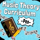 Music Theory Curriculum - Music Composition -PRO-