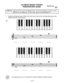 Music Theory Exam - FREE Preparatory Practice Exam