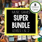 Music Theory Games SUPER BUNDLE