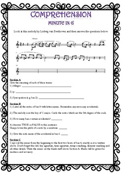 Music Theory Packet 5