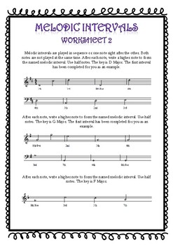 Music Theory Packet 6