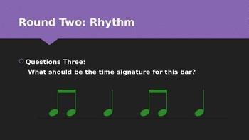 Music Theory Quiz