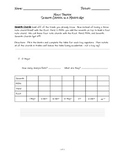 Music Theory - Seventh Chords Worksheet