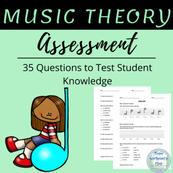 Music Theory Test