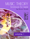 Music Theory Workbook for Guitar Volume One: Chord and Int